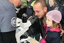 Festival vědy se přesunul do brněnské hvězdárny.