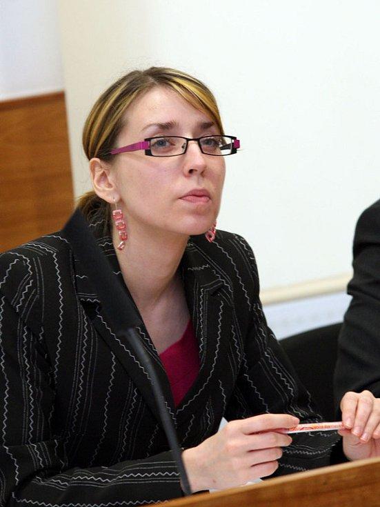 Mladí právníci si vyzkoušeli soudní proces jako v Haagu