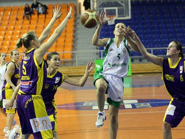 Trojskokanská rekordmanka Kašpárková píše basketbalovou kapitolu