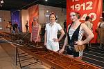 V úterý se Brňanům otevřela výstava Počátky sportu v Brně v Technickém muzeu.
