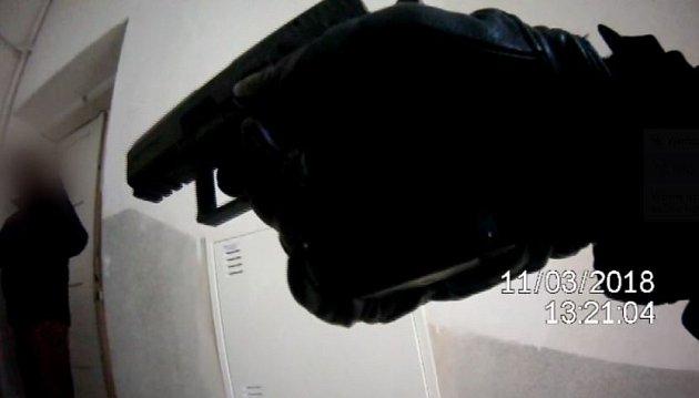 Policisté chytili zloděje při činu