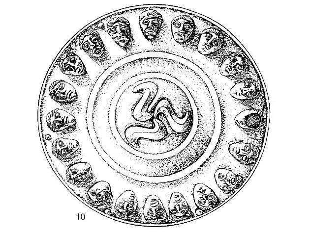 Reprodukce obrazu z nově vydané knihy Moravské křižovatky.