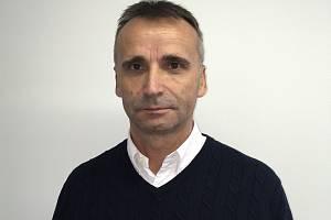 Bývalý jihomoravský předseda fotbalového svazu Pavel Blaha.