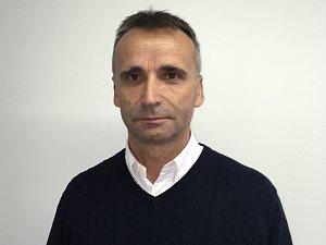 Jihomoravský předseda fotbalového svazu Pavel Blaha.