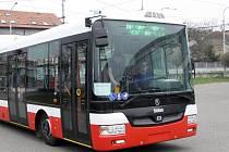 Problémový troljebus Tr 31.