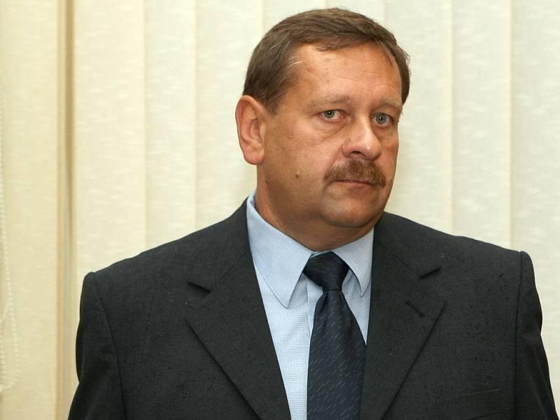 Aleš Homola u brněnského soudu.