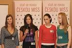 V Brně porota vybrala čtyřicet dívek do České Miss.