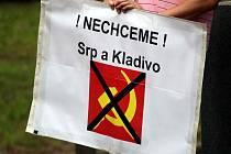 Zcela jasným NE vyjádřili někteří obyvatelé Brna svou podporu činu místostarosty Pelána