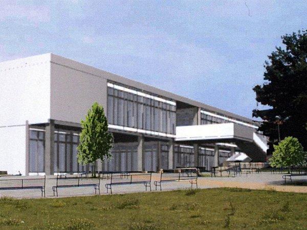 Obchodní centrum Perla vbrněnských Žabovřeskách chce investor otevřít ještě letos. Lidé vněm najdou supermarket, lékárnu nebo také drogerii.