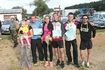 Nejstarší moravský triatlon vyhrál Opletal. Okusili ho i redaktoři Rovnosti.
