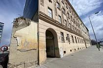 Městské domy na adresách Dornych 29 a 31 v Brně, odkud se nájemníci v budoucnu budou muset zřejmě vystěhovat.