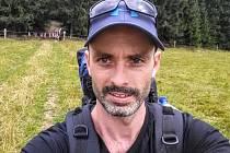 Mluvčí jihomoravských hasičů Jaroslav Mikoška.