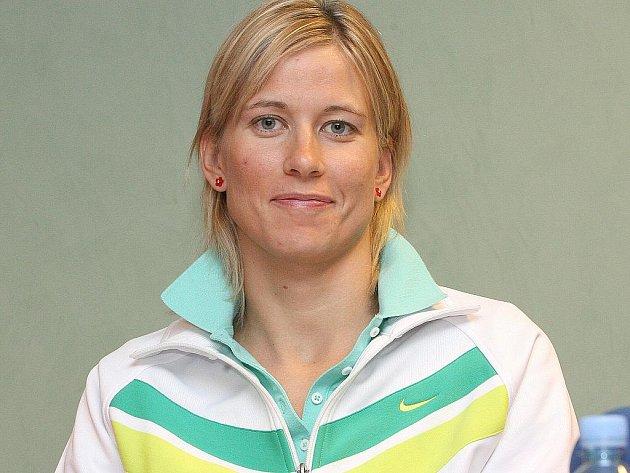 Ivana Večeřová.