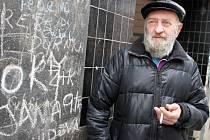 Poctivý nálezce Jaroslav Havlíček.