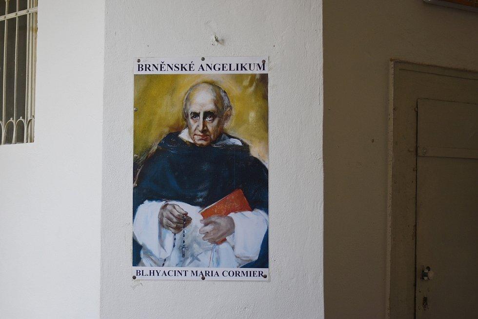 Konference v kostele svatého Michaela archanděla ohledně Noci kostelů.