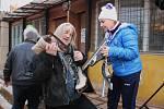 Na místě prvního veřejného kluziště v Brně se ve čtvrtek sešlo sedmdesát pět osobností brněnského zimního sportu. Setkáním si zde sportovní legendy i mladé naděje připomněli výročí sto padesáti let od prvního veřejného bruslení v Brně.