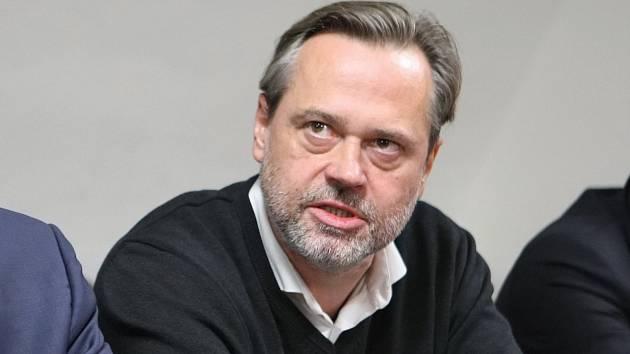 Robert Kerndl z ODS má mít na starosti mimo jiné i sociální péči.