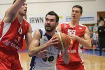 Basketbalisté brněnského Mmcité prohráli doma s Nymburkem 66:94.