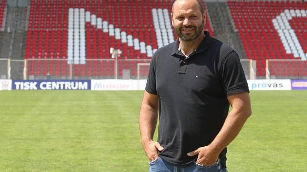 Tomáš Požár, nový sportovní manažer FC Zbrojovka Brno.