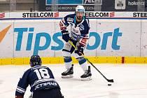 Hokejisté Komety se ve svém posledním zápase kalendářního roku představili ve Vítkovicích.