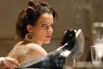 V inscenaci účinkuje osm členů hereckého souboru, mezi nimi také Zuzana Ščerbová.