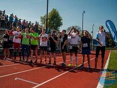 4.Pivní míle ABC CYKLOSPORT proběhla v neděli 1. října opět v Brně na atletickém stadionu Moravské Slavie. Za nádherného počasí se jí zúčastnil rekordní počet 130 pivních mílařů a mílařek.