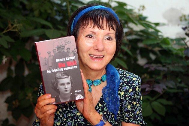 Spisovatelka Herma Kennel