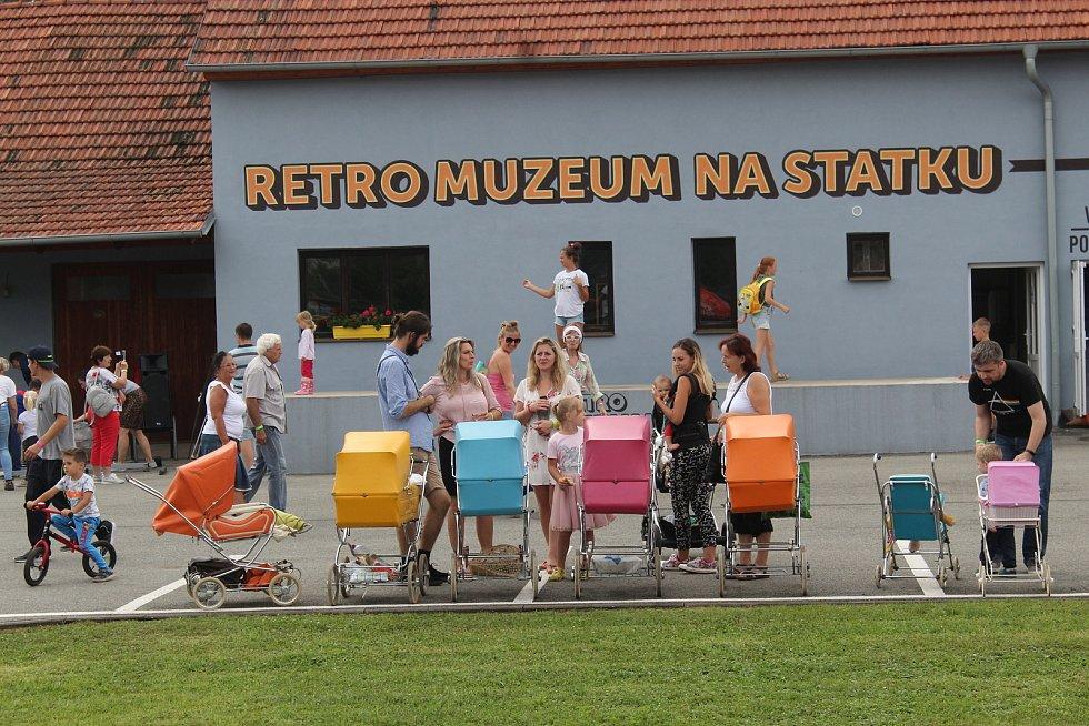 Setkání na statku v Brně, 15. 8. 2020.