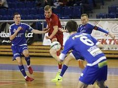 Futsalista Helasu Ovčačík