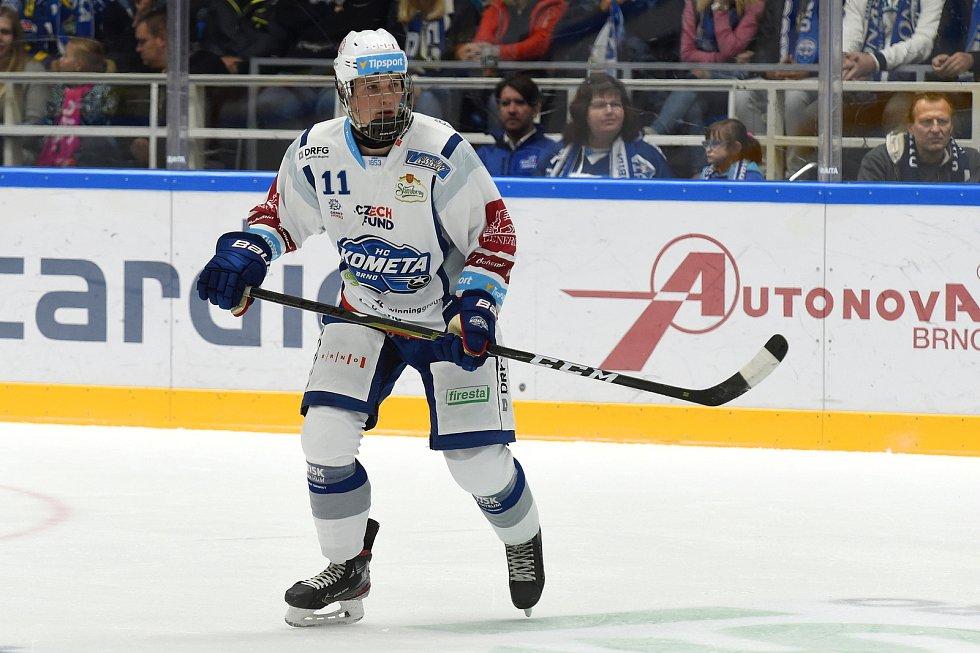 Stanislav Svozil patří v současnosti mezi největší talenty českého hokeje.