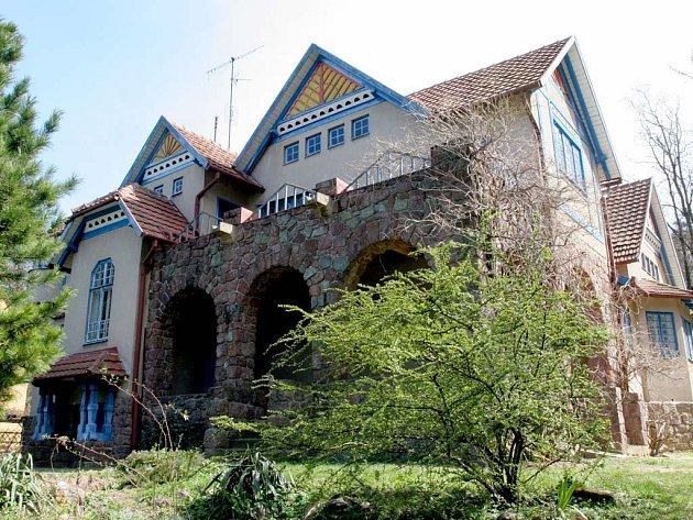 Jeden z klenotů brněnské architektury Jurkovičova vila