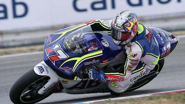 Závodníci na Velké ceně Brna 2007: Karel Abraham