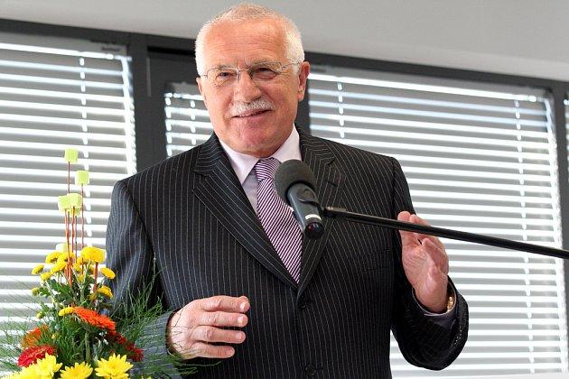 Václav Klaus-prezident ČR