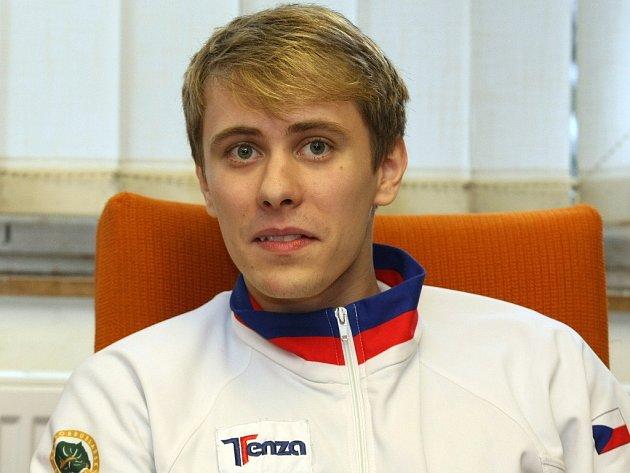 Michal Březina.