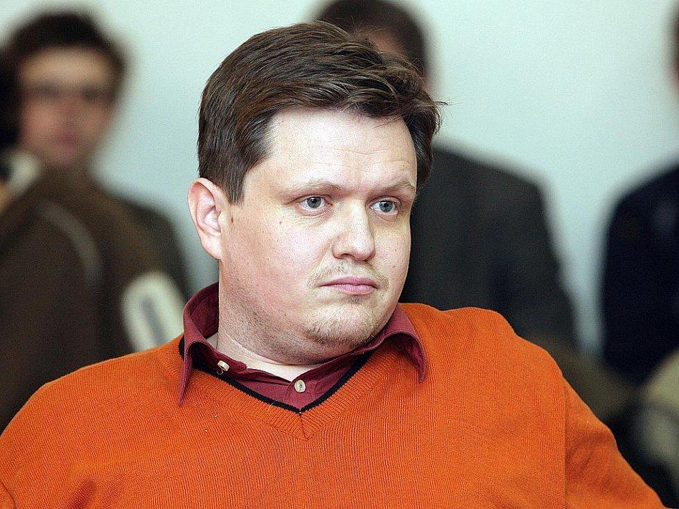 Neúspěšný kandidát na post starosty Petr Machálek.