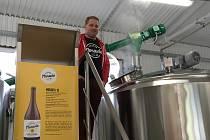 V Brně otevřel nový minipivovar Moravia. Je už desátý v Brně.
