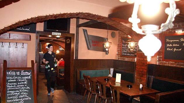 Test restaurace Sklep Brno