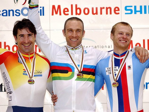TVRDÝ SPRINTER. Největší úspěch si bývalý brněnský dráhový cyklista Ivan Vrba připsal v australském Melbourne, kde získal bronzovou medaili v keirinu. Zúčastnil se dvou olympijských her, v Aténách skončil v keirinu desátý.