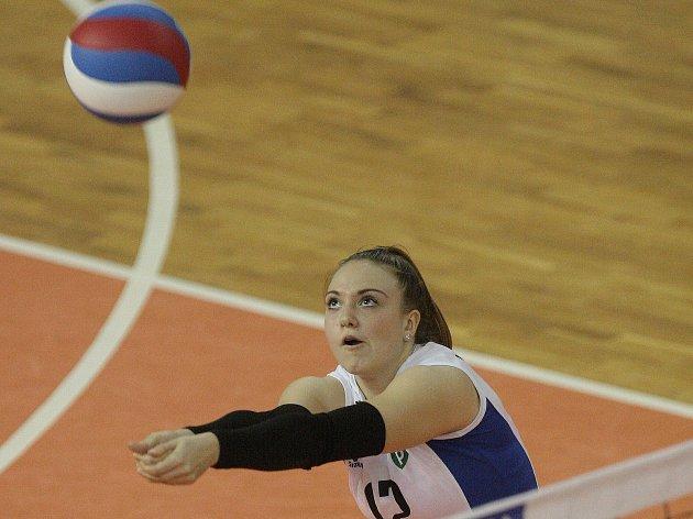 Volejbalistka Nikola Vaňková