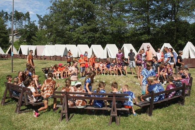 O prázdninách se na letní pobyty v Jihomoravském kraji chystá kolem devíti  tisíc dětí. ... 253e232c00