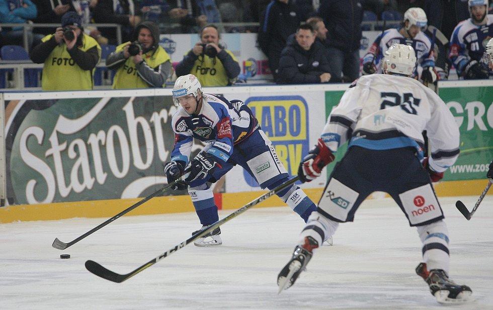 Hokejový útočník Vojtěch Němec se po konci druhé ligy vrátil po třech letech do Komety.