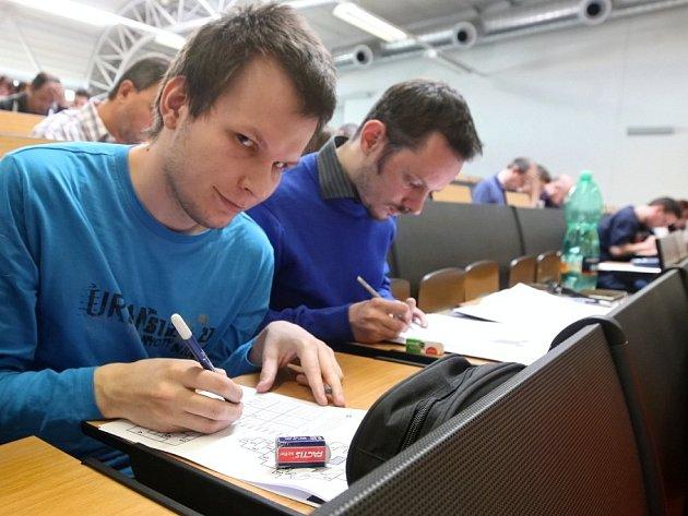 Řešení matematických hádanek sudoku propadli lidé po celém světě. Ti nejlepší z České republiky se sešli o tomto víkendu v Brně, kde se konalo národní mistrovství.
