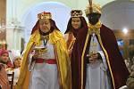 Štěstí a zdraví přináší do domácností trojice koledníků – Kašpar, Melichar a Baltazar. K tomu asi čtyřem stovkám králů dal požehnání v sobotu odpoledne v katedrále svatého Petra a Pavla biskup Vojtěch Cikrle a odstartoval tak Tříkrálovou sbírku.