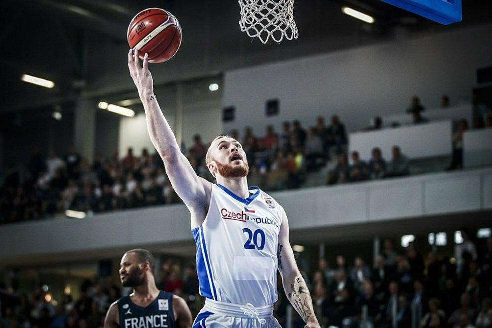 Reprezentační pivot Šimon Puršl posílil Basket Brno.