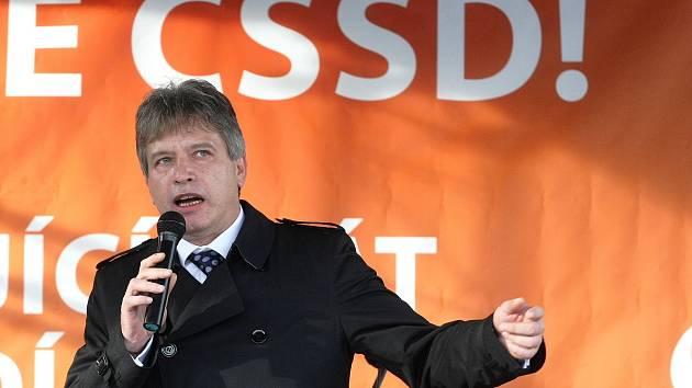 Roman Onderka z ČSSD.