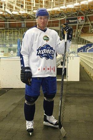 Hokejista Petr Ton.
