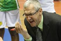 Basketbalový trenér Marian Svoboda.