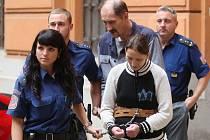 Obžalovaní Emilie Nagyová a Jindřich Seidl.