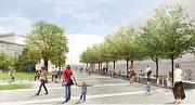 Městská část Brno-střed rozhodla o výběru nejvhodnějšího návrhu architektonicko-urbanistické jednofázové vyzvané ideové soutěže s názvem Park Rooseveltova v Brně.
