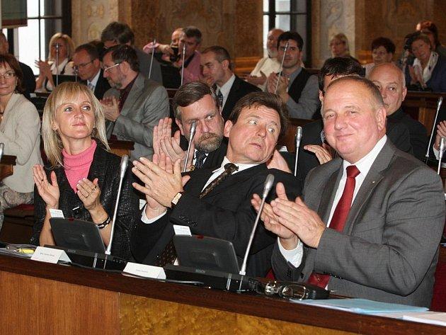 Zastupitelstvo města Brna.